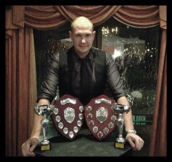 Award winning magician